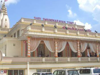 Shree Tanzania Swaminarayan Temple
