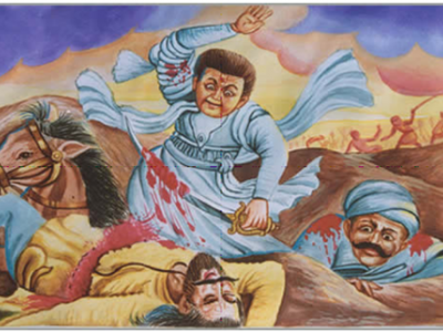 Bhaguji - A Servant To His Highness Shriji Maharaj